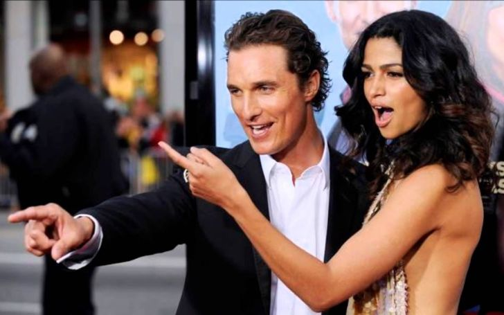 Intriguing Love Story of Matthew McConaughey & Camila ...