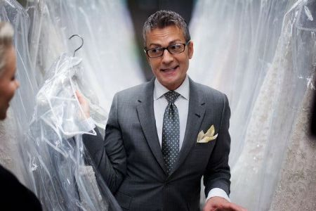 Randy Fenoli hosted 2 seasons of 'Say Yes to the Dress.'