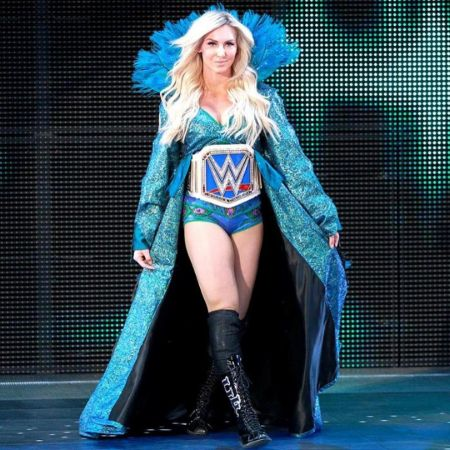 By the age of 33 years, Flair holds the record of ten championship titles throughout her career.