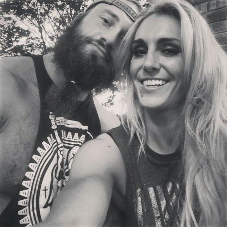 Charlotte Flair was married to Thomas Raymond Latimer for almost two years.