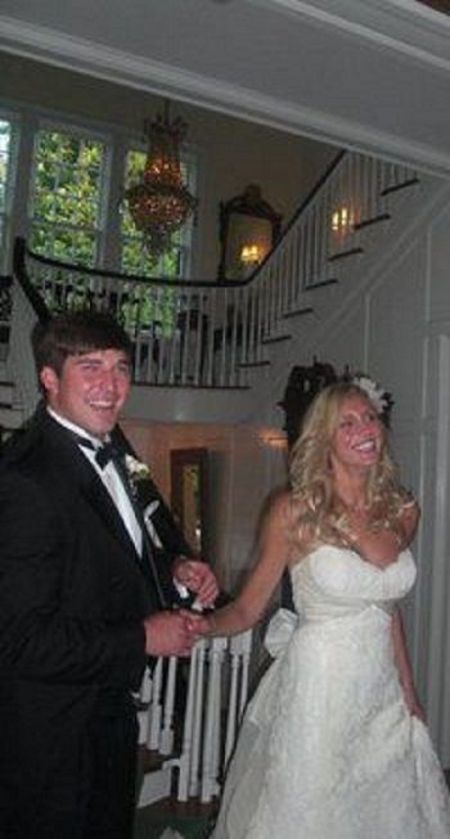 Charlotte Flair was married to Riki Johnson from May 2010 to February 2013.