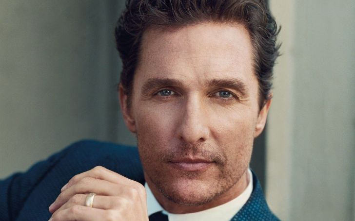 Matthew McConaughey Still Carries Major Ambitions in His Career