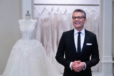 Randy Fenoli is reputed for his appearance in shows 'Say Yes to the Dress,' and 'Randy's Wedding Rescue.'