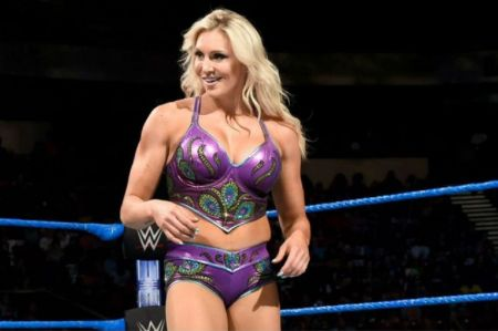 Charlotte Flair reportedly take home around $550,000 as earning from the World Wrestling Entertainment Inc.