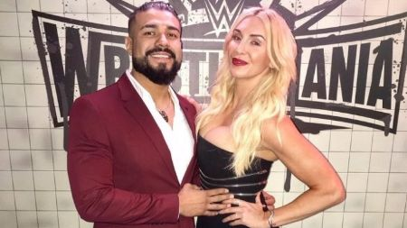 Charlotte Flair is currently engaged to Manuel Andrade Oropeza.