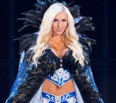 Charlotte Flair, born Ashley Elizabeth Fliehr, is the daughter of former professional WWE wrestler Rick Flair.