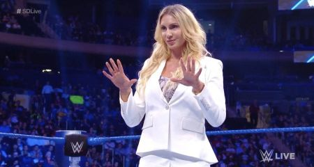 Charlotte Flair's net worth is an estimated $2 million.