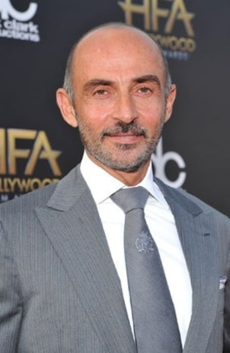Shaun Toub is recognized from his part in 'Iron Man,' and 'Iron Man 3.'