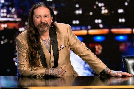 Oliver Peck is well recognized as a judge in 'Ink Master.'