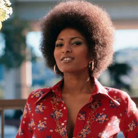 Pam Grier's fame skyrocketed during the 1970s.