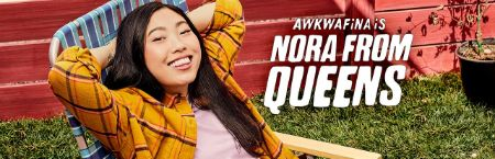 'Awkwafina is Nora From Queens' debuted in Comedy Central in January 22.