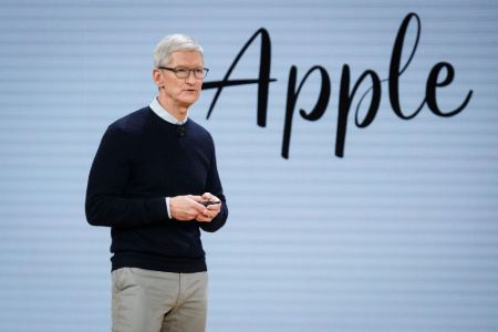 Apple's CEO Tim Cook claimed that Apple TV Plus was off to a rousing start.