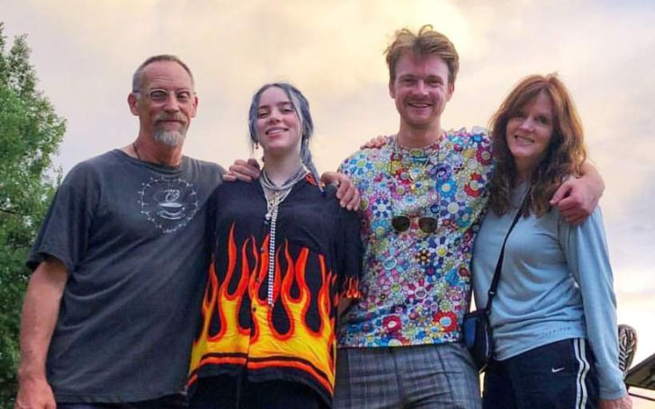 Billie Eilish Family - The Complete Details