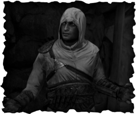 Haaz Sleiman voice acted a character Malik al-Sayf in a popular video game Assassin's Creed.