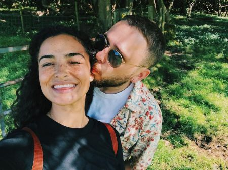 Anna Shaffer's current boyfriend is Jimmy Stephenson and they have been dating since 2015.