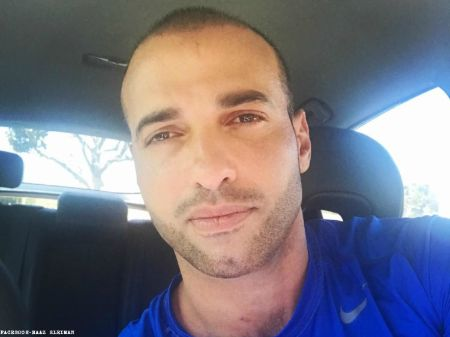 Haaz Sleiman cam out as gay in 2017 in an emotional video on Facebook.