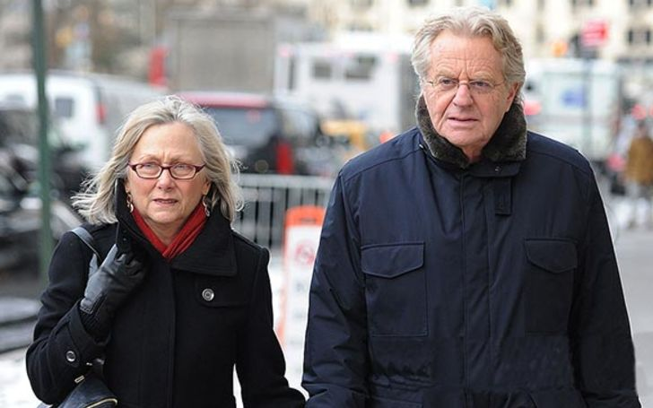 Jerry Springer with Single