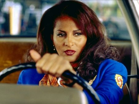 Pam Grier starred in Quentin Tarantino's 1997 movie 'Jackie Brown.'