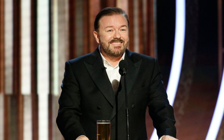 Does Ricky Gervais Have a Wife? Complete Details of His Dating History