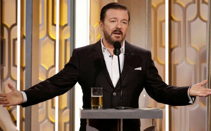 Ricky Gervais Net Worth - The Complete Breakdown