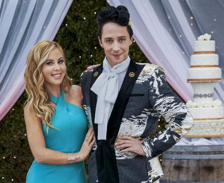 Johnny Weir has appeared on several television shows.