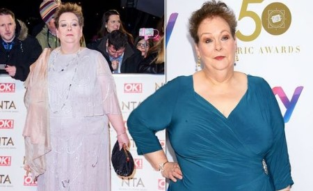 anne hegerty weight loss 2020.