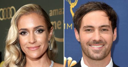Kristin Cavallari is currently in a casual relationship with comedian Jeff Dye.