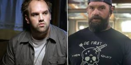 Ethan Suplee gained and lost weight alternatively over the years.