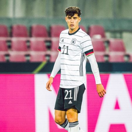 Who is Kai Havertz's Girlfriend? Details of His Dating ...