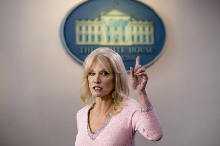Kellyanne Conway sold The Polling Company in September 2017.