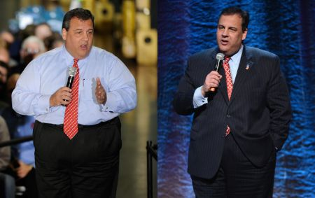 Chris Christie underwent weight loss surgery in February 2013.