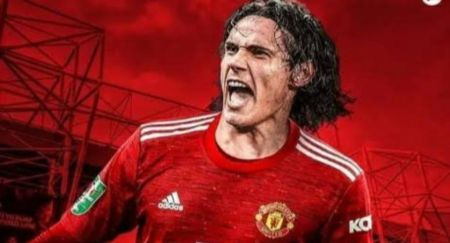 Cavani will earn £200,000 per week at Manchester United.
