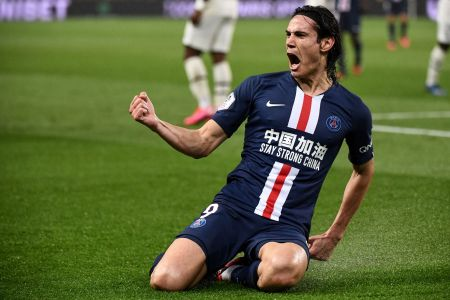Edinson Cavani transferred to French club Paris Saint-Germain on a five-year contract for a fee of €64 million ($75 million).