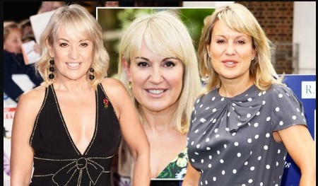 nicki chapman weight loss before and after.