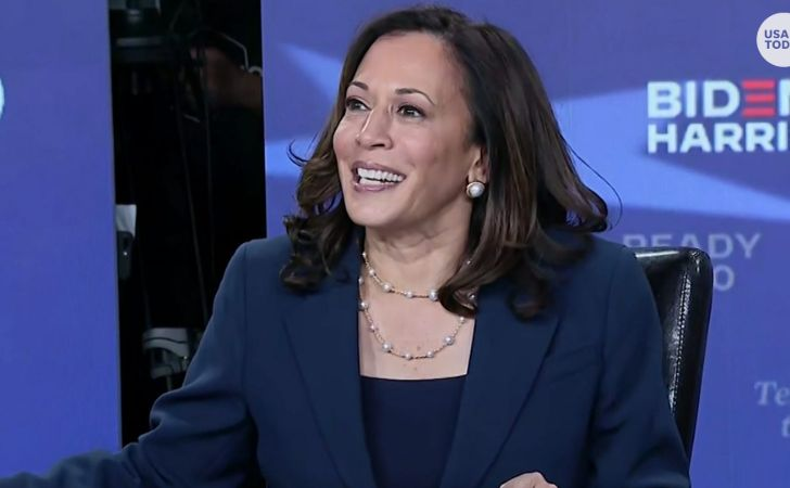 Kamala Harris' Relationship with Husband Douglas Emhoff - Details of Their Married Life!