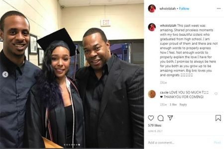Busta Rhymes has a daughter with ex Jill Miskelly.
