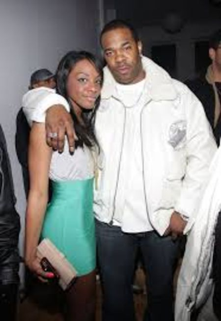 Busta Rhymes was involved in custody battle with ex Joanne Wood.
