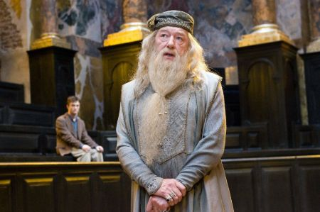 Dumbledore was the principal of Harry Potter's magic school, 'Hogwarts.'