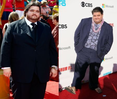 Jorge Garcia embraces his overweight body image.