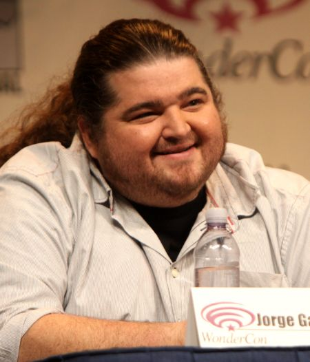 Jorge Garcia studied at the University of California Los Angeles (UCLA).