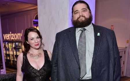 Jorge Garcia is currently married to Rebecca Birdsall.