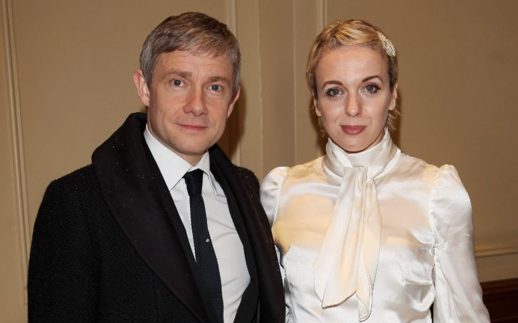 Who is Martin Freeman's Wife? Details of His Married Life!