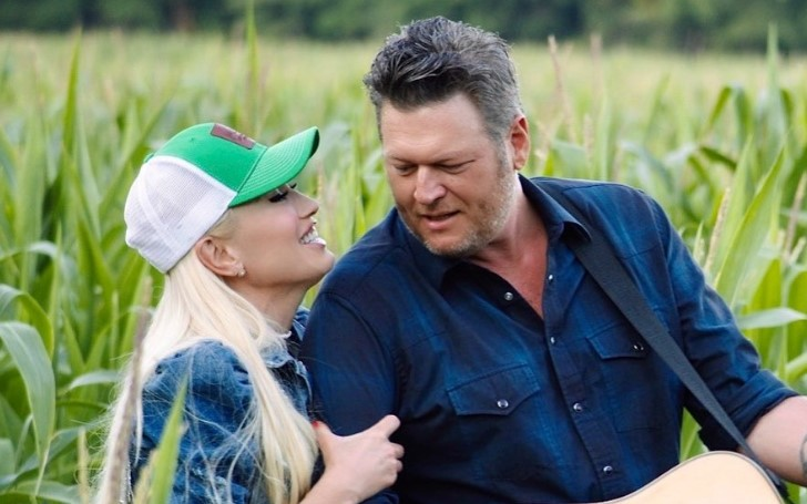 Gwen Stefani and Blake Shelton Wedding! It's Finally Going to Happen