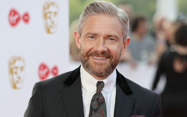 'Sherlock' Star Martin Freeman 5 Facts: Here's What You Should Know About the Actor