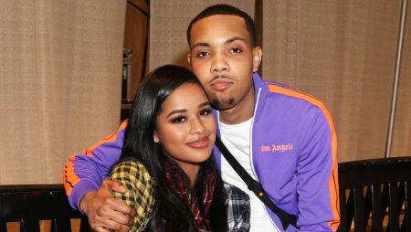 G Herbo is reportedly engaged to model Taina Williams.