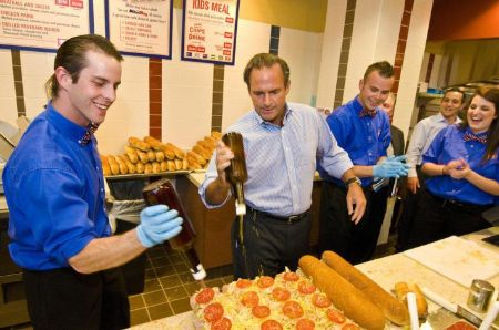 Peter Cancro bought the business Mike's Submarines for $125,000 and grew into the huge Jersey Mike's Subs it is today.
