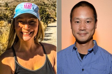 Tony Hsieh reportedly used to be in a relationship with a girl named Rachel Brown.