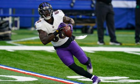 Dez Bryant has been playing from Baltimore Ravens since November 2020 in their 53-man roster, which comes after he was previously signed to their practice squad in October.