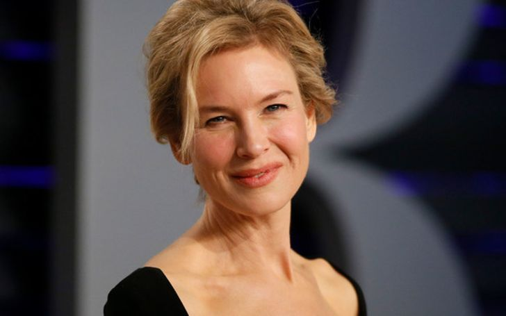 Oscars 2020 - Renee Zellweger Wins Best Actress for 'Judy'