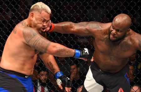 Derrick Lewis is an American professional mixed martial artist who fights in the Heavyweight division of the Ultimate Fighting Championship.